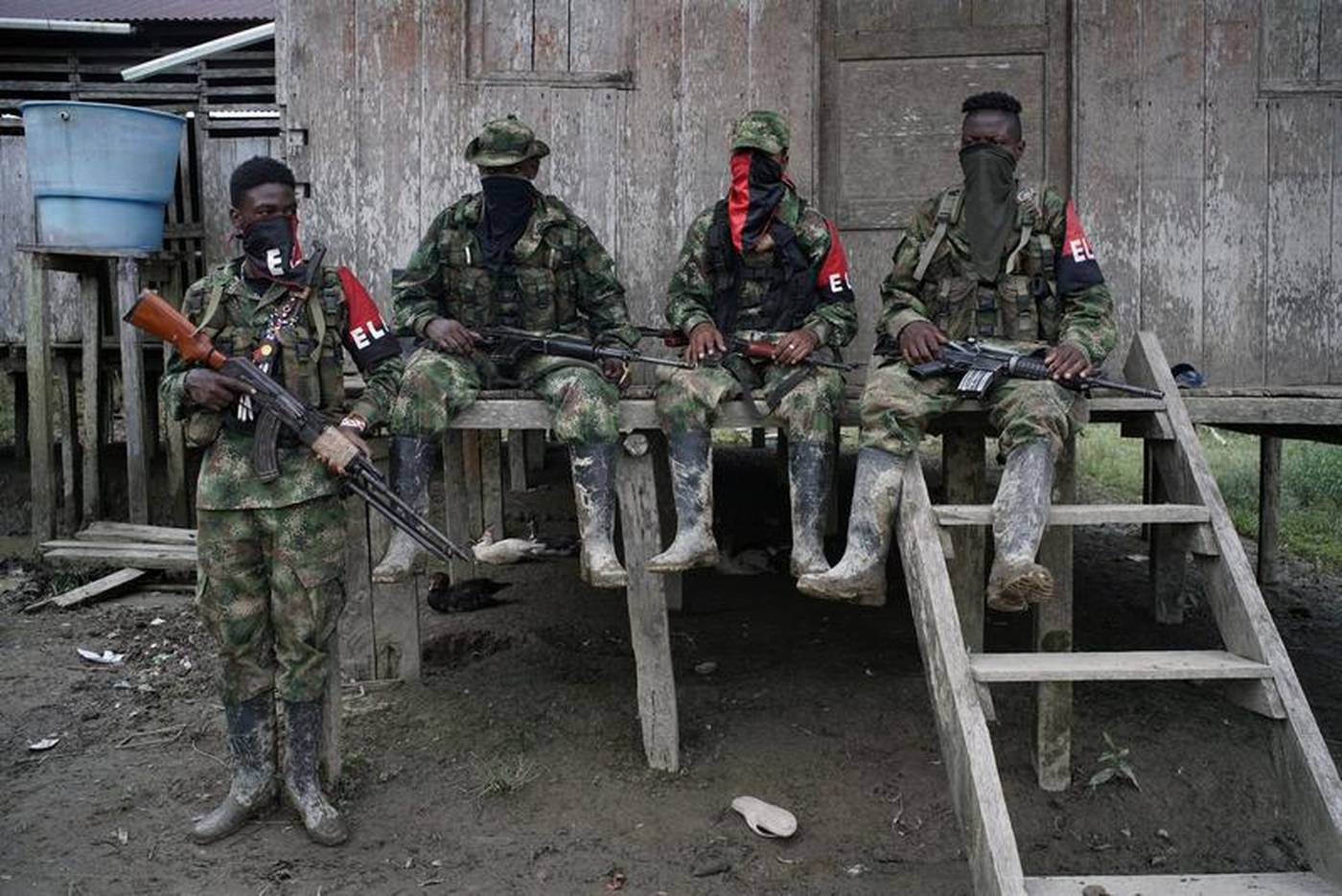 Colombia's ELN rebels call ceasefire for festive period