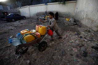 Three Yemen cities run out of clean water due to lack of fuel for pumps-ICRC