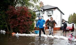 Insurance not enough to offset financial risks of climate change, analysts say