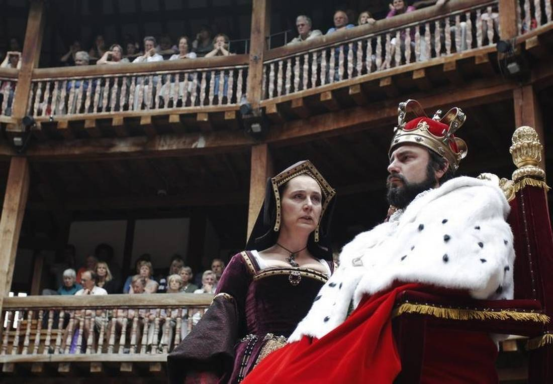 shakespeare s representation of the king s two Amazoncom: shakespeare's play of king henry the fifth, arranged for representation at the princess's theatre, with historical and explanatory notes by c kean.