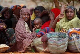 Climate change deepening Horn of Africa's hunger crisis, Oxfam says