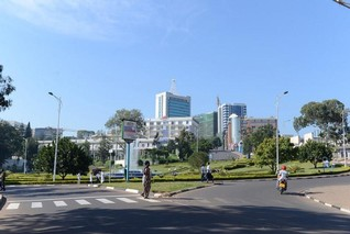 Cleanest city in Africa? Kigali scrubs up