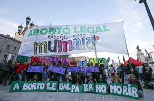 Argentina's new government moves to guarantee access to abortion in rape cases
