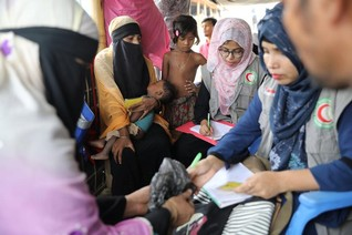 'We are always missing you': Torn apart by violence, Rohingya families connect through letters