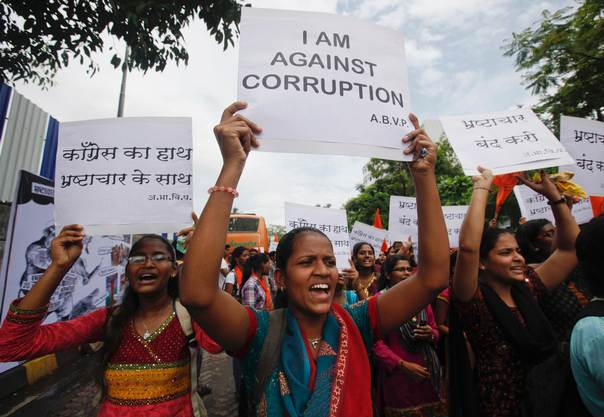 india against corruption are we