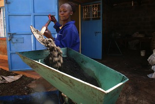 As farms dry up, Kenyan women switch to clean energy businesses