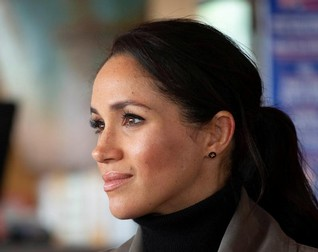 Meghan Markle offers glimpse of UK clothing line for women job-seekers