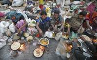 Eat with your family, ask for your rights, rural Indian women told