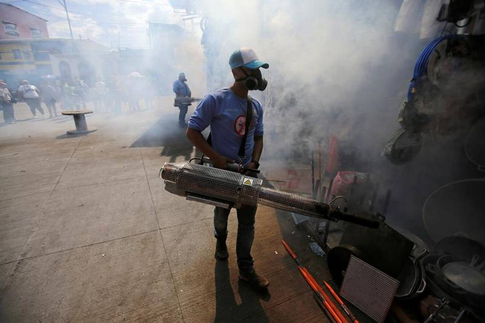 High-tech mapping, apps fight deadly dengue outbreak in Honduras - medical charity