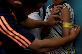 More Venezuelan children dying from preventable diseases amid crisis