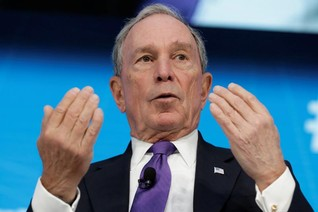 Michael Bloomberg to write $4.5 mln check for Paris climate pact