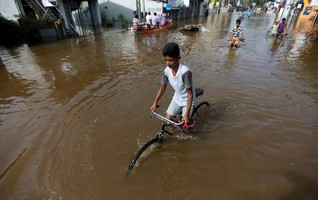 Sri Lanka's flood survivors threatened by dengue, disease - aid workers