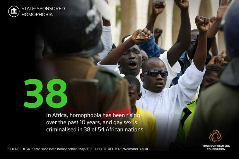 LGBTI rights in Africa