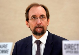 Hungarian STOP Soros laws are openly xenophobic - UN's Zeid
