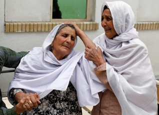Civilian deaths in Afghanistan hit record as suicide attacks surge