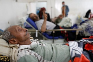 Yemen cholera to spread with rains; Oxfam sees 600,000 cases