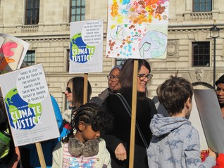 Parents' plea to climate negotiators: Be 'real heroes' for world's children