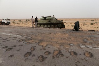 Hundreds of fighters from Chad, Darfur feeding off Libya's turmoil - report