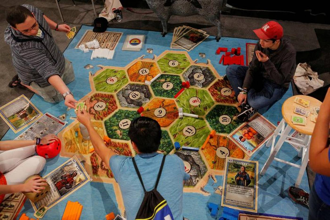 Image result for How 'Settlers of Catan' Aims to Save the World