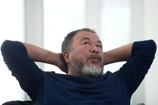 INTERVIEW - Ai Weiwei swaps Germany for Britain, blasts Europe over refugees