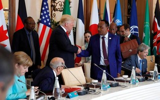 Niger tells G7 to urgently 'put out Libyan cauldron', do more on aid