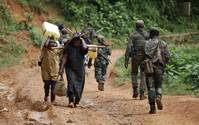 Suspected rebels in eastern Congo kill 16 in raid on village