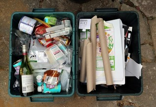 Londoners recycle less but new ways to cut waste hold promise