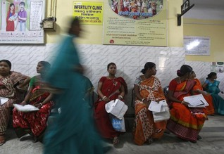 India seeks to crack down on C-section birth for profits