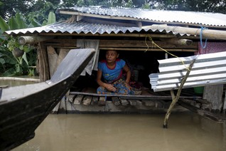 LIVE TODAY: Disasters hurt more women than men. The solution?