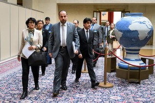 U.N. sees 'incremental progress' after Syria talks
