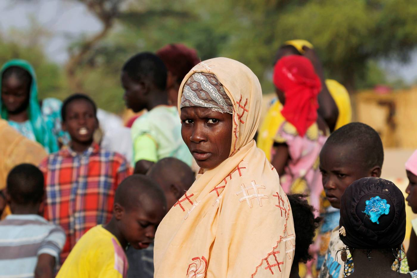 Niger adopts law to protect displaced people in first for Africa