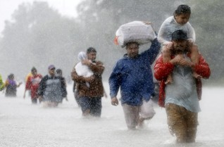 Hurricane rains 15 percent worse due to climate change, scientists find