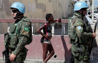 INTERVIEW-Haiti police will keep the peace when UN force leaves - president