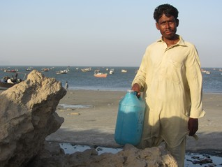Thirsty to thriving? Parched Pakistani port aims to become a new Dubai
