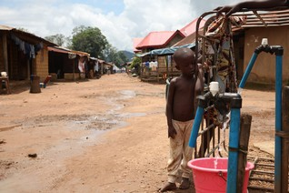 No pot of gold for locals as China mines Sierra Leone