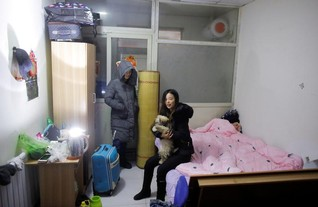 Beijing evictions leave migrant workers in limbo as winter deepens