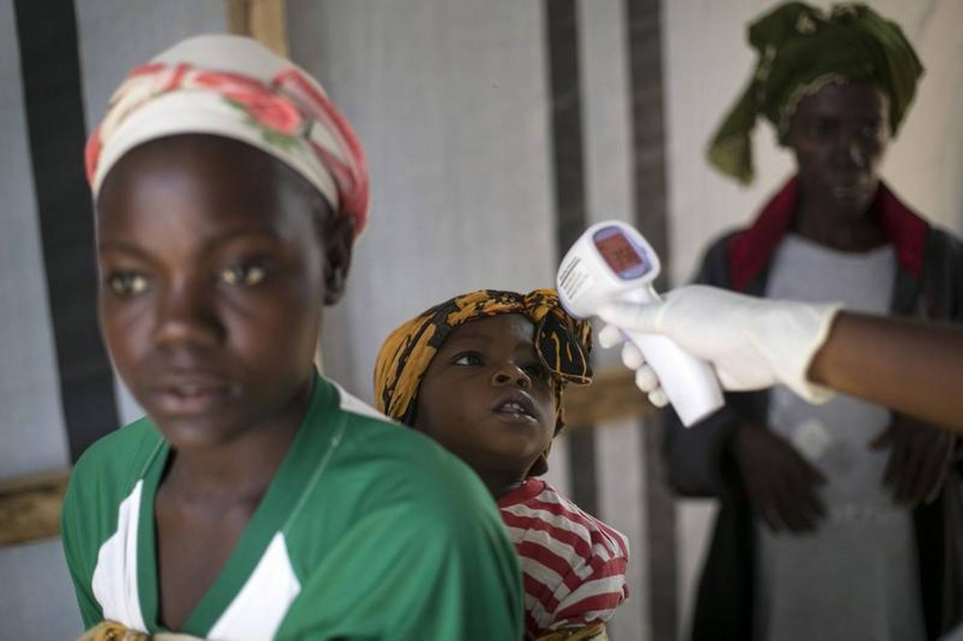 Violence against women rises in Ebola-hit nations - ministers