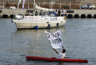 Dutch boat handing out abortion pills at sea hopes to makes waves in Mexico