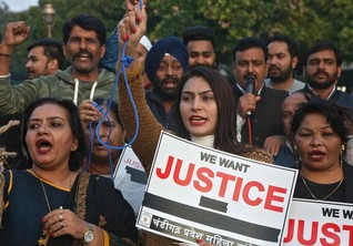 'When will things change?' - India rallies for rape victim