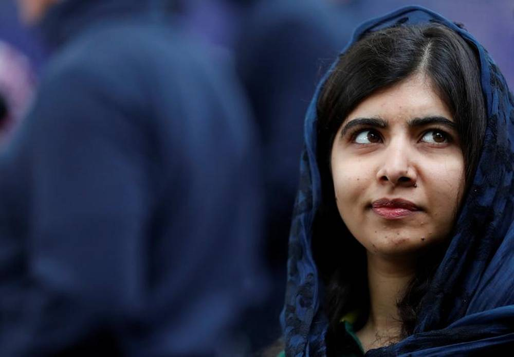 Malala joins thousands of activists urging leaders to 'act faster' on global goals
