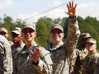 U.S. women may soon be required to register for the military draft
