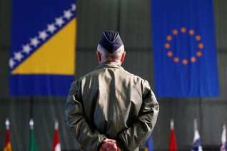 EU peacekeepers ready to intervene in Bosnia in case of new strife