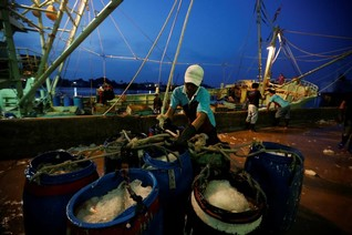 Trafficking, debt bondage rampant in Thai fishing industry, study finds