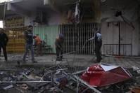 Iraq violence kills 24, militants stage attacks near Falluja