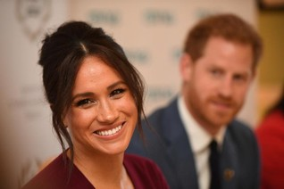 Meghan urges girls to drown out online 'noise' with positivity