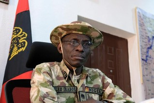 "Nigeria ""ransacking"" recaptured Boko Haram territory for elusive leader - defence minister"