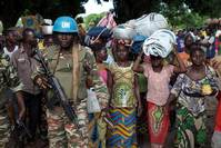 U.N. chief pushes for 900 more peacekeepers in Central Africa