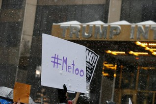 Feminism is word of the year, thanks to Trump, Weinstein
