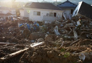 Japan faces 'more frequent' weather disasters as toll from latest reaches 200