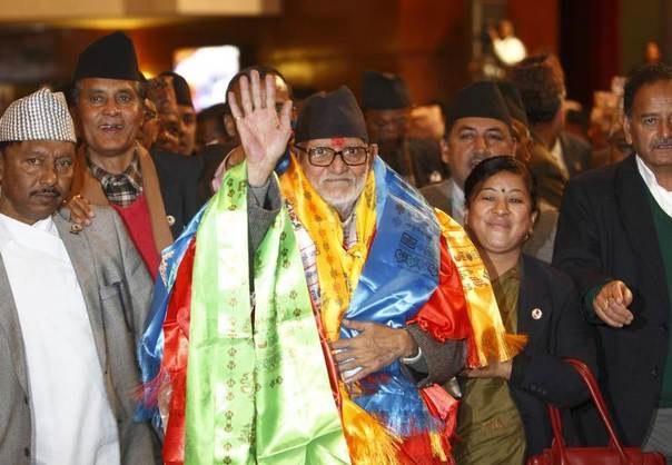NEPAL-PARLIAMENT/PM (UPDATE 1, PICTURE, TV)